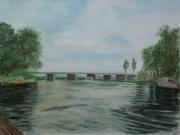 An-der-Hamme-Tietjens-Huette-2012-36x48-Aquarell