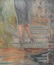 Beine-1987-50x60-Oel