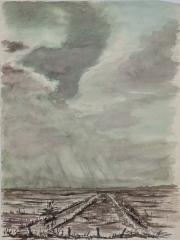 Der-große-Sturm-1973-36x48-Aquarell