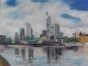 Frankfurt-Eiserner-Steg-2013-60x80-Oel