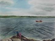Schottland-2012-36x48-Aquarell