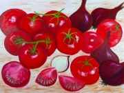 Tomaten-2015-60x80-Oel-IPB
